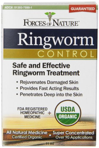Forces of Nature Ringworm Control, 11 ml by Forces of Nature