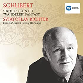 Schubert: Trout Quintet And Fillers
