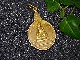タイ-ワット・ベンチャマボピットのプラクルアンその3(御神体メタル) タイでは超有名なお守りの一種です /タイのお守り