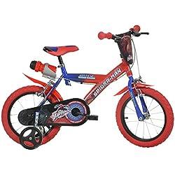Dino Bikes 16-inch Spider Man