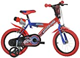 Dino Bikes 16-inch Spider Man Children's Bike