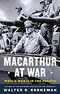 Book Cover: MacArthur at War: World War II in the Pacific