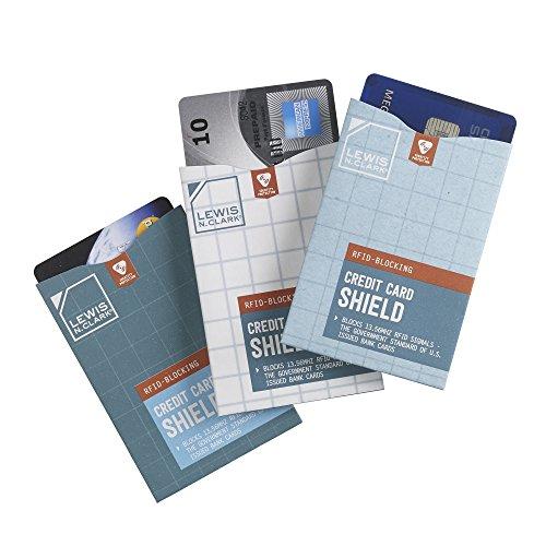 lewis-n-clark-luggage-rfid-3-pack-credit-card-shield-multi-one-size
