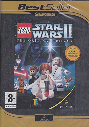 LEGO Star Wars II: The Original Trilogy (PC Games) (Computer War Games compare prices)