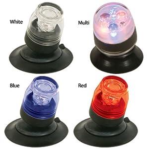 hydor aqua color ul aquarium led light blue colored light bulbs pet supplies. Black Bedroom Furniture Sets. Home Design Ideas