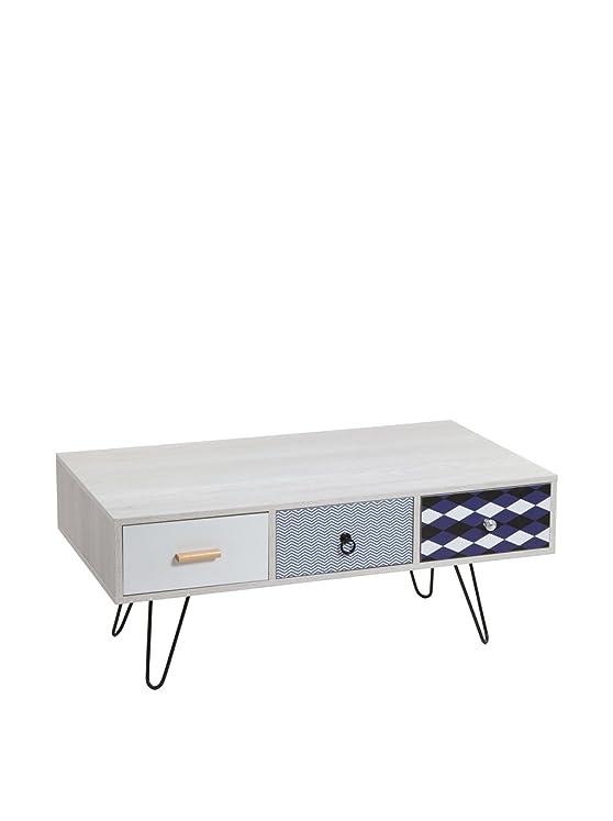 tavolo tv 3 cassetti