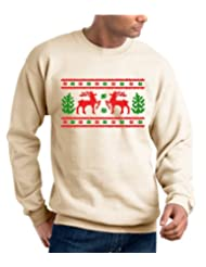 Christmas Sweater Design Original Sweatshirt