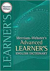 merriam webster's advanced learner's english dictionary pdf