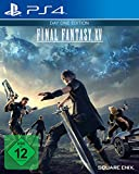 Platz 5: Final Fantasy XV - Day One Edition - [PlayStation 4]