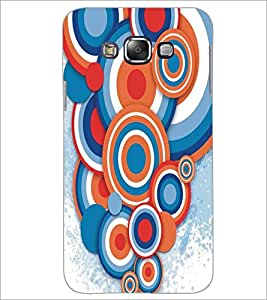PrintDhaba Circular Pattern D-5293 Back Case Cover for SAMSUNG GALAXY GRAND MAX (Multi-Coloured)