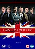 Law & Order UK: Series 5 [DVD] [Import]
