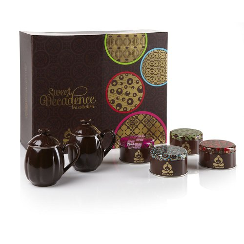 Teavana Sweet Decadence Tea Gift Set