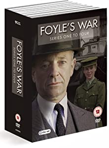 Foyle's War - Series 1-4 Complete Boxed Set [DVD]