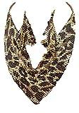 Enigma Clubwear Fashion Jewellery-CWN102