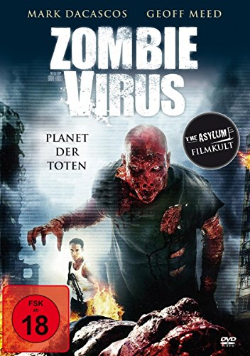 Zombie Virus-Planet der Toten