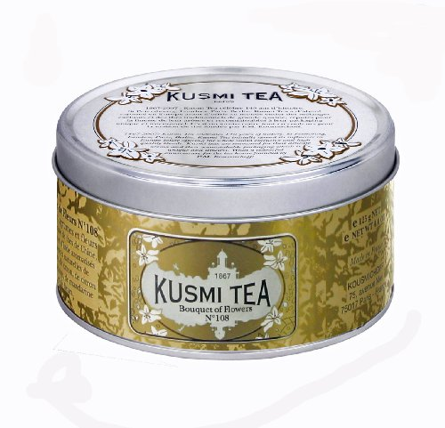 Kusmi Bouquet de Fleurs Tea (4.4oz.)