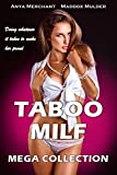 Taboo MILF Mega Collection: 13 Book Bundle (Forbidden Older Woman Younger Man First Time Romance Erotica)