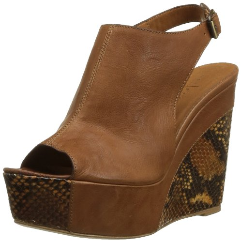 Latitude Femme Women's 27011 Fashion Sandals Brown Marron (Morositas Lion) 40