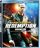 Redemption [Blu-ray + DVD] (Bilingual)