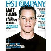 Audible Fast Company, July 2011 (English) Audiomagazin von Fast Company Gesprochen von: Ken Borgers