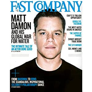 Audible Fast Company, July 2011 (English) Audiomagazin
