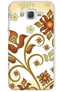IndiaRangDe Hard Back Cover FOR Samsung Galaxy J7 SM-J700H