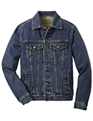 image of Mens Jean Jackets Style