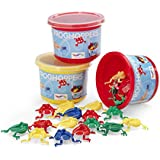 Viking Toys iPlay Frog Hoppers Game, Colors May Vary