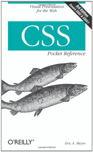 CSS Pocket Reference: Visual Presentation for the Web...