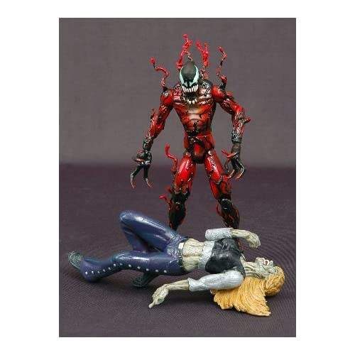 Amazon.com: Marvel Select: Ultimate Carnage Action FigureUltimate Carnage Marvel Select