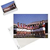 Photo Jigsaw Puzzle of Soccer - Football League Division One - Burnley FC Photocall - Turf Moor from PA Photos