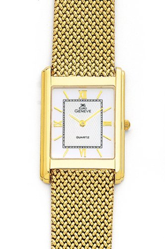 Euro Geneve 14K Gold Men's Watch