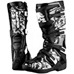 MSR Mens Metal Mulisha Motocross Boots Black 11 337884