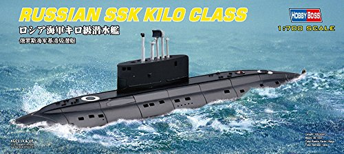Hobby Boss Russian Navy Kilo Class Ship Boat Model Building Kit