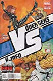 img - for The Avengers Vs. The X-Men Comic Number 3 (Number 3 of 6 Limited Series) book / textbook / text book