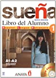 Suena 1. Libro del Alumno A1-A2. Marco europeo de referencia + CD Audio (Spanish Edition)