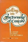 img - for Penetracion la Formula de la Concordia: Historia y recopilacion de la Formula : notas historicas y preguntas para discutir (Spanish Edition) book / textbook / text book