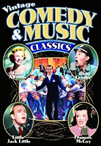 Vintage Comedy & Music Classics: I Surrender Dear (1931) / Little Jack Little Revue (1934) / Styles and Smiles (1938) / Sing for Sweetie (1938)