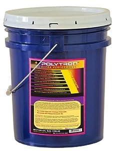 Polytron Full Synthetic 15w 40 Motor Oil 5