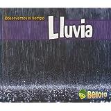 Lluvia (Observemos el tiempo) (Spanish Edition)
