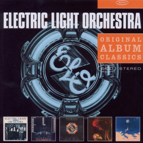 Electric Light Orchestra - Original Album Classics - Zortam Music