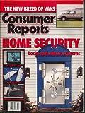 CONSUMER REPORTS Dodge Grand Caravan Chevy Lumina Mazda MPV Nissan Axxess 2 1990