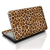 Leopard Spots Design Decorative Skin Decal Sticker for HP 2133 Mini-Note PC Netbook Laptop Computer