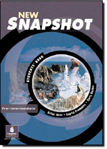 new-snapshot-pre-intermediate-students-book