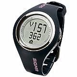 Sigma Sports Women's PC 22.13 Heart Rate Monitor, Black