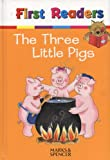 The three little pigs Gaby Goldsack