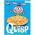 Quaker Quisp Cereal, 8.5-Ounce Boxes (Pack of 6)
