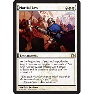 Magic: the Gathering - Martial Law (14) - Return to Ravnica