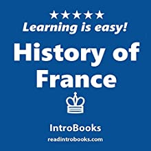 History of France Audiobook by  IntroBooks Narrated by Andrea Giordani