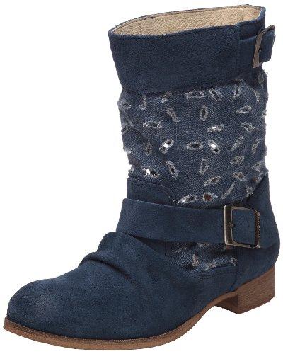 Maruti Women's Porto Jeans Blue Flats 66.30141.7071 5.5 UK, 39 EU
